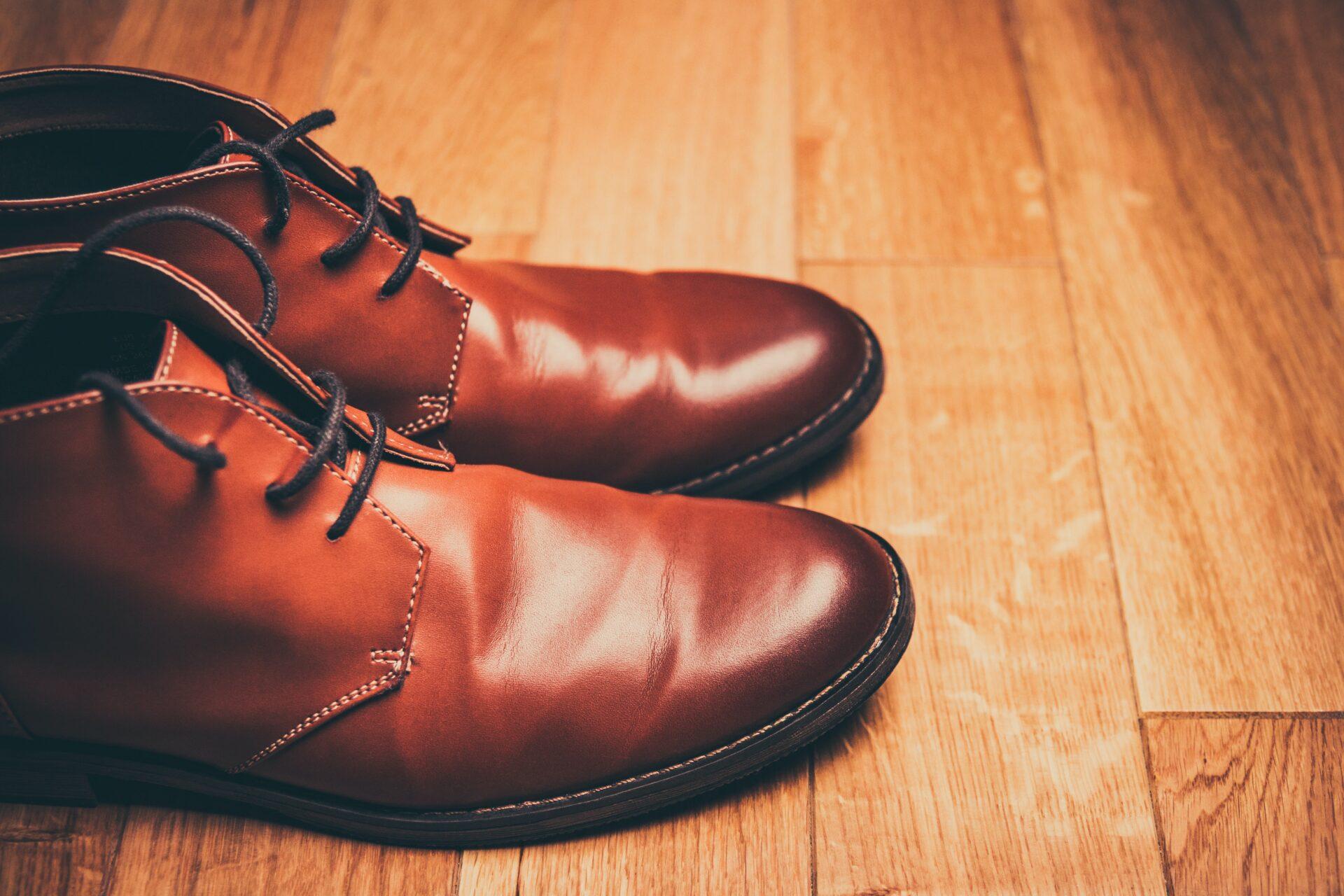 「革靴 コスパ」